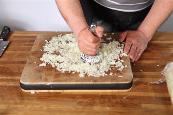 10 этап приготовления рецепта. Фото