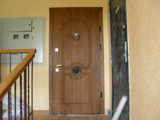двери металически входные квартирные