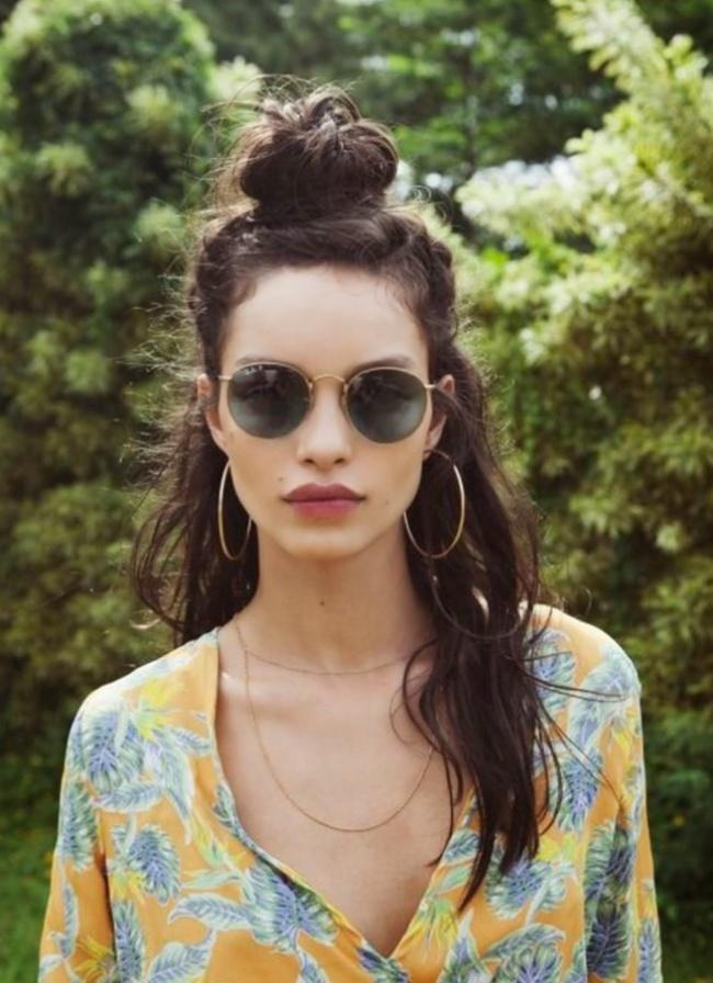 10 ленивых причесок на лето