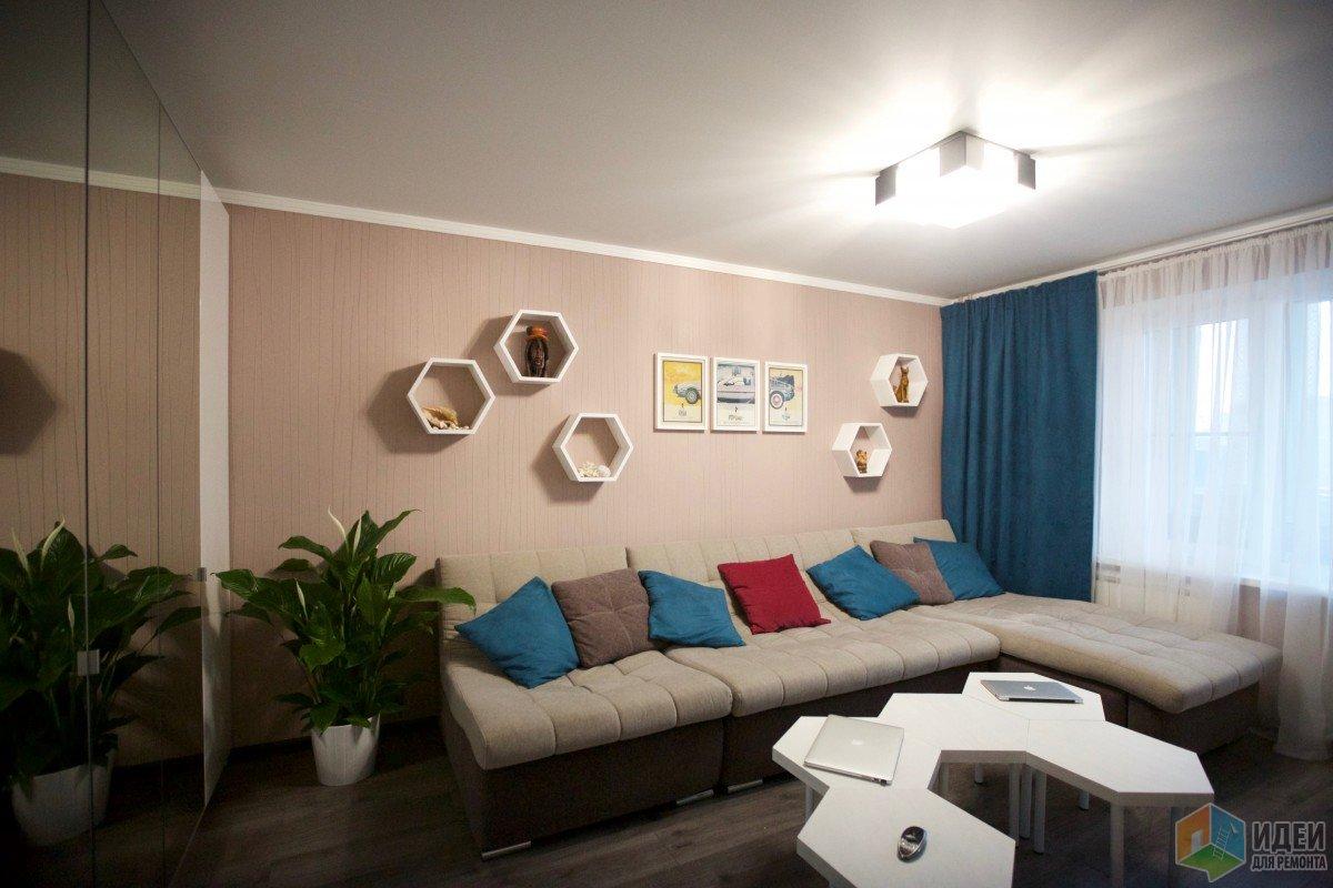 Дизайн гостиной, уютная гостиная, фото интерьера гостиной