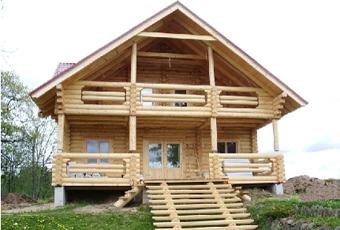 Постройка дачного дома