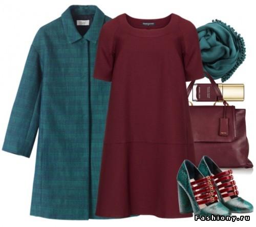 Модные сеты осени 2015