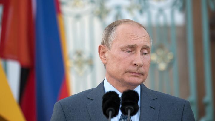 Путин взял на себя ответстве…