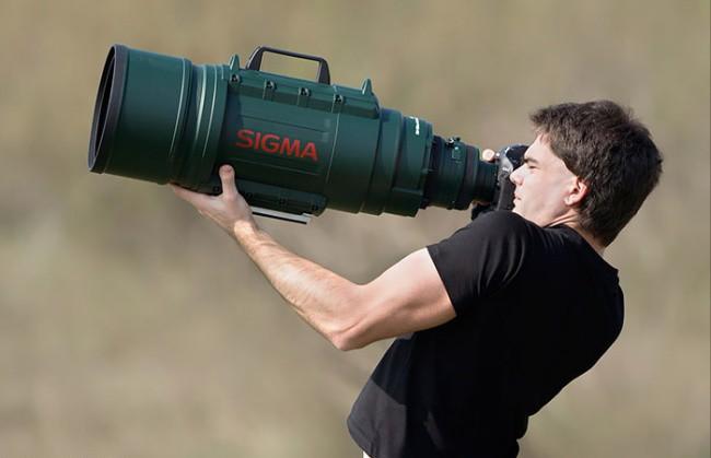 И выбрать нужный, даже если он в разы тяжелее самого фотоаппарата искусство, фото