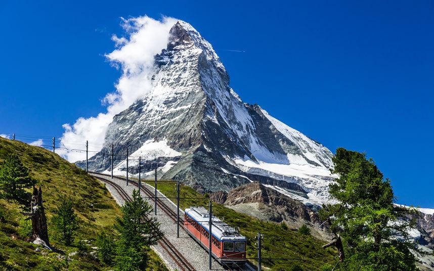 10 самых красивых горных вершин