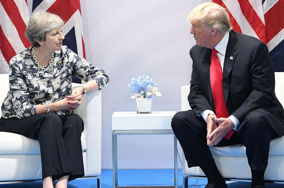 Встреча Путина с Трампом: реакция Трампа