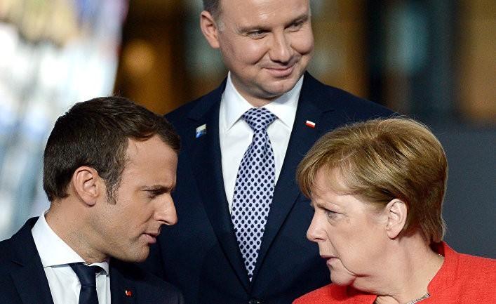 Макрон — надежда Евросоюза