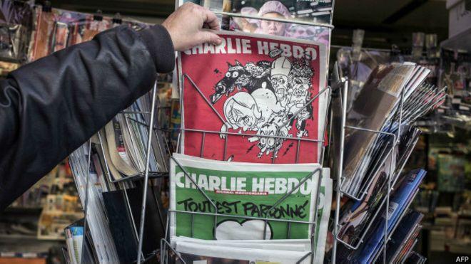 Главный редактор еженедельника Charlie Hebdo искренне недоумевал
