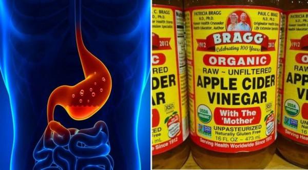 1 столовая ложка яблочного уксуса избавит от проблем со здоровьем