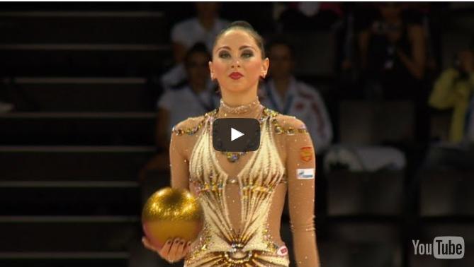 Выступление российской гимнастки потрясло жюри во Франции