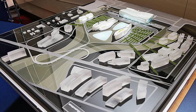 В Крыму построят новый суперсовременный аэропорт