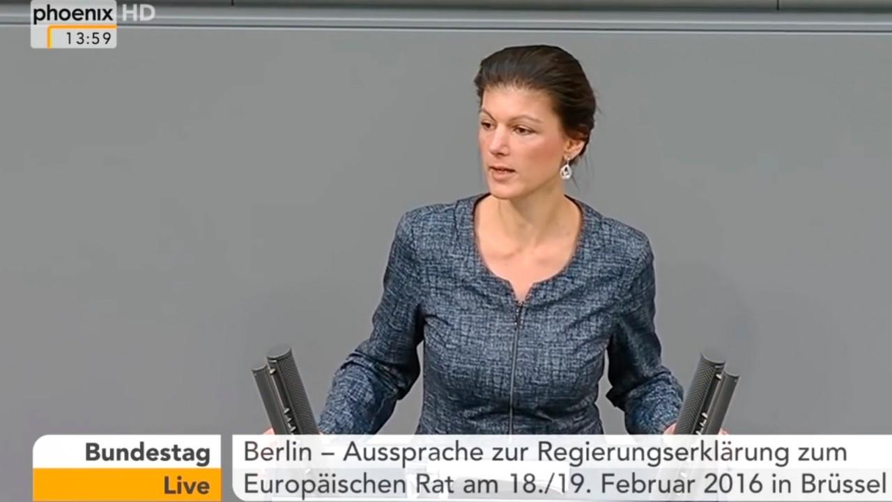 Госпожа Меркель, где же было ваше возмущение из-за бомб США? [Голос Германии]
