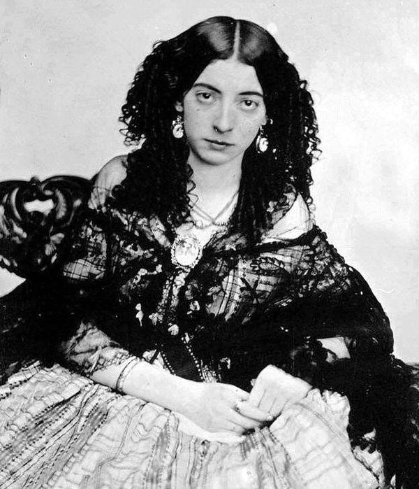 Лола Монтес - авантюристка, …