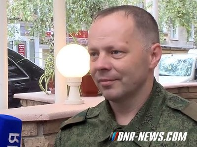 Кононов: ВСУ открыли огонь по нашим позициям вдоль всей линии фронта - это срыв Минска-2