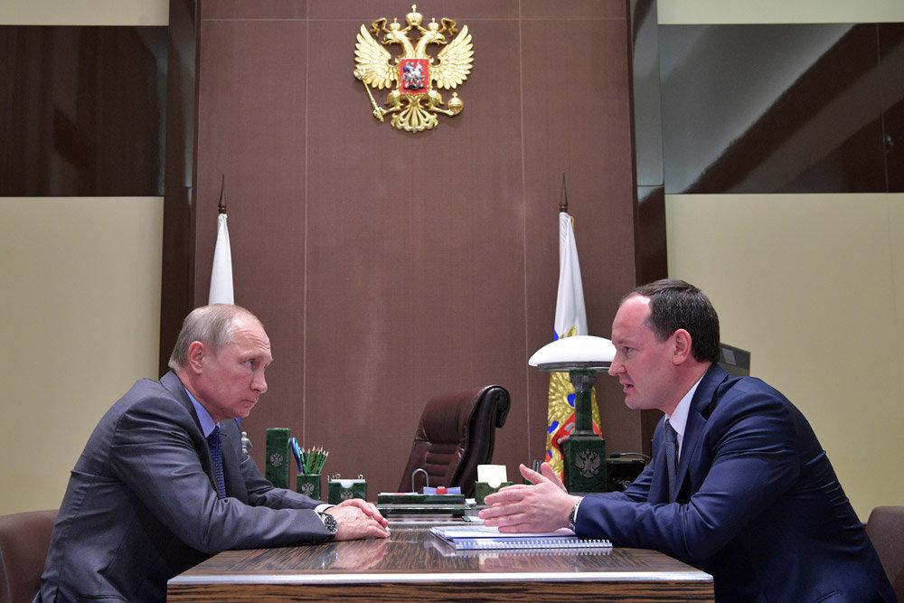 Путину доложили о готовности к зиме
