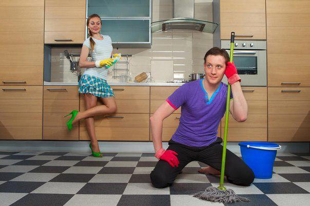 Как приучить мужа к порядку, или метод мусорного мешка (личный опыт)