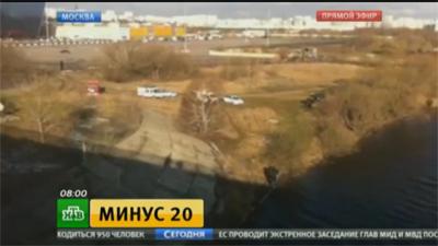 Московские власти винят в ДТ…