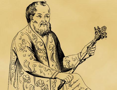 Князь Пожарский, избавивший Россию от порабощения и погибели, выдан головою врагу своему!