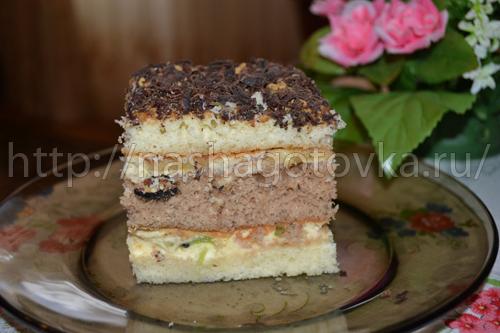 Рецепты тортов простых и вкусных на новый