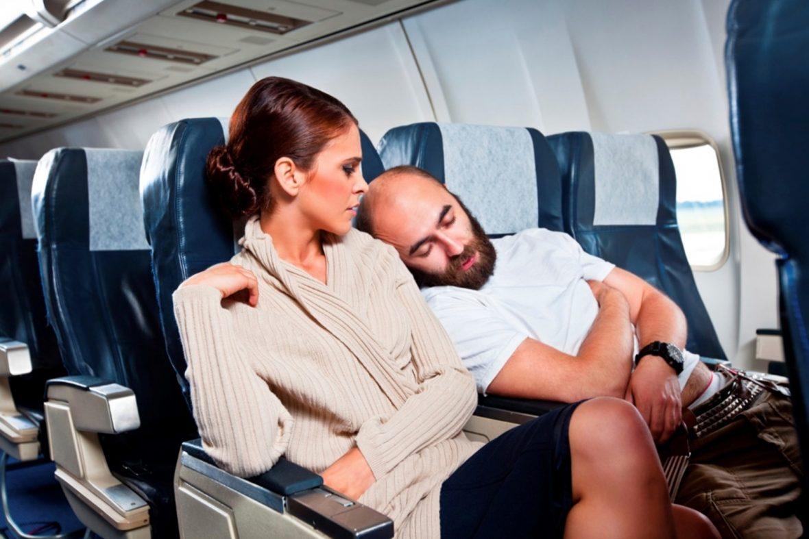 Сонник лечу в самолете