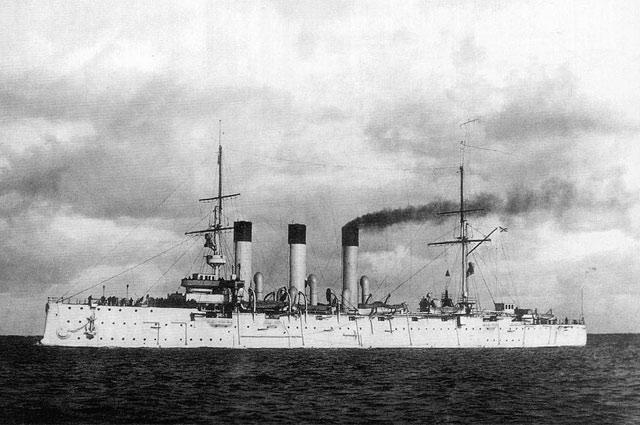 «Почти «Боярин». Пять интересных историй о крейсере «Аврора»