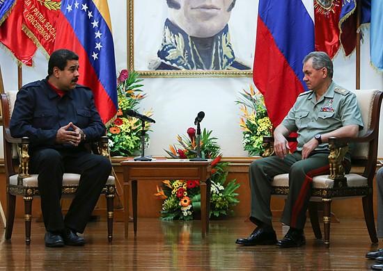 Российские военные примут участие в масштабных учениях в Венесуэле