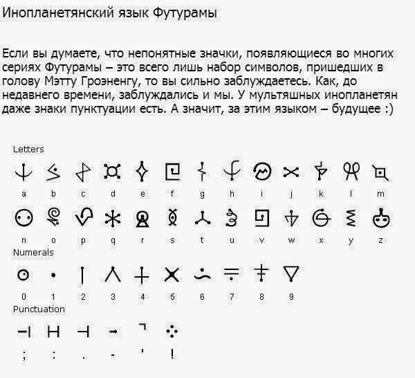 Языки, которых нет