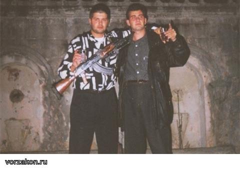 Ввод эксплуатацию бандиты 90-х годов фото темасы: Кошулуу