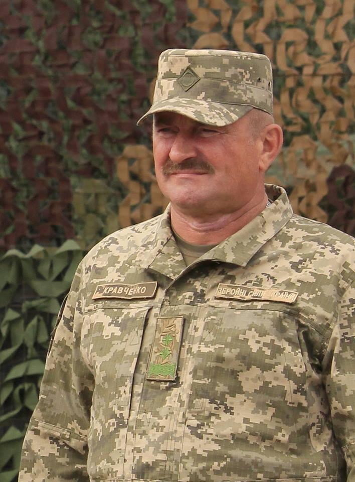 Зеленский сменил командующего ВСУ на Донбассе