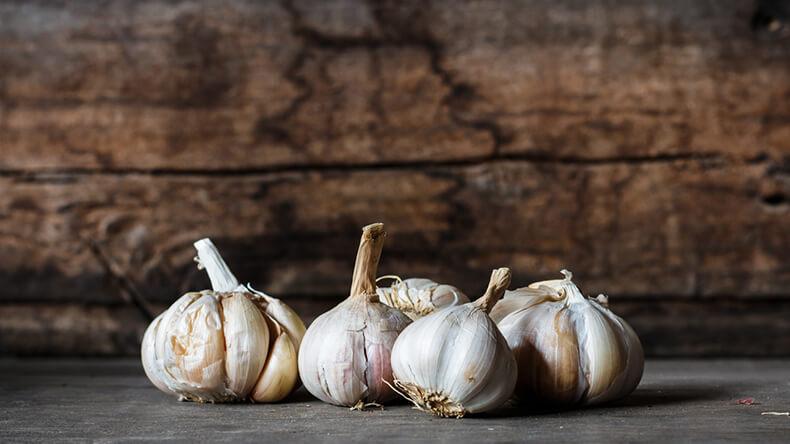 Рецепты наших бабушек: хранение чеснока