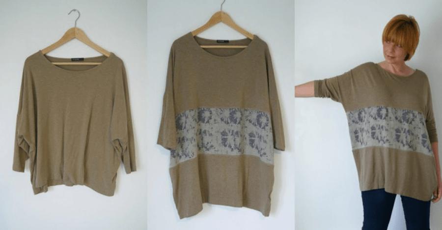 Как удлинить футболки своими руками