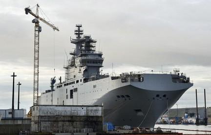 СМИ: Франция может затопить …
