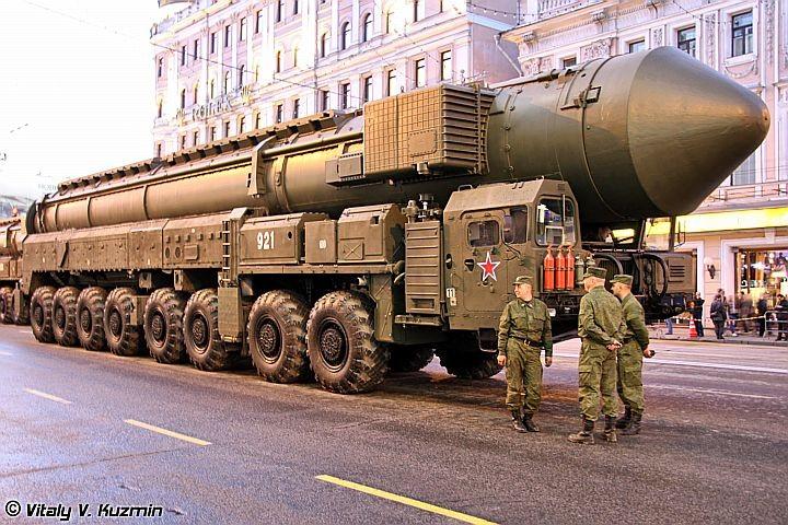 Технических препятствий для размещения ядерного оружия в Крыму нет