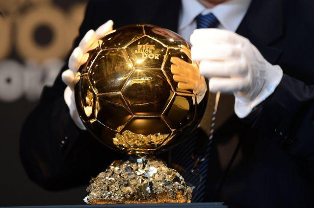 На «Золотой мяч» ФИФА претендуют сразу шесть футболистов «Барселоны»
