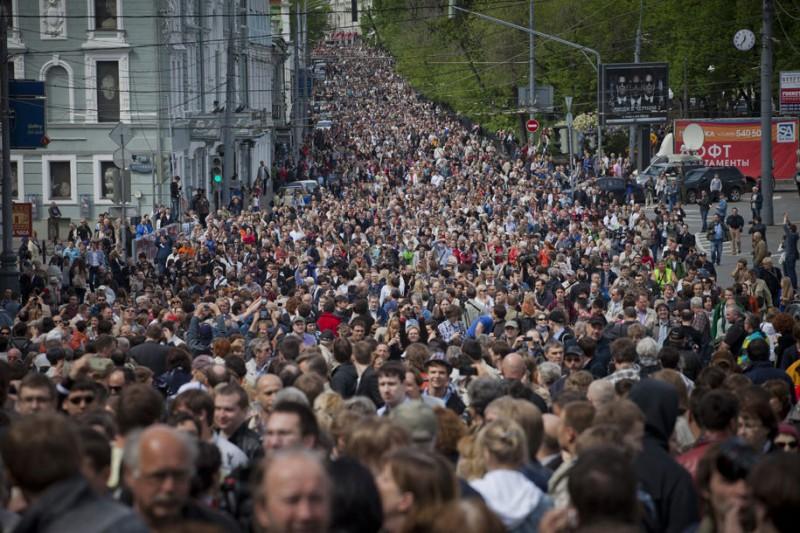 Москва - толпа нахлебников и…