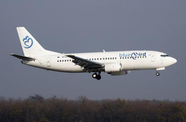 Пилоты греческой авиакомпании ради шутки прилетели в Кишинев из Бухареста