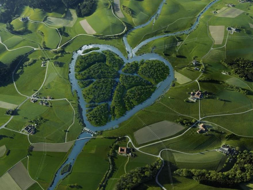 15 изумительных рек, которые стоит увидеть своими глазами