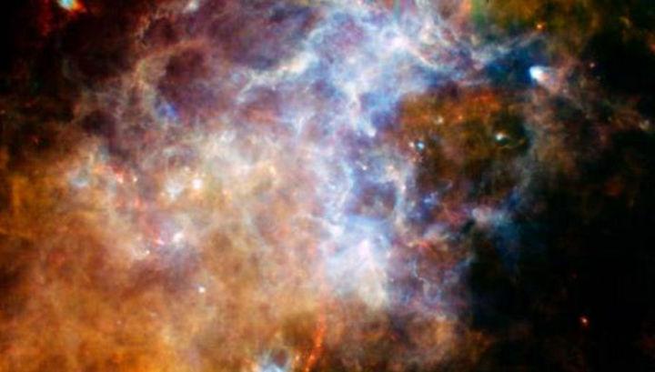 """Братья по пыли: в 11 миллиардах световых лет обнаружился """"химический двойник"""" Млечного Пути"""