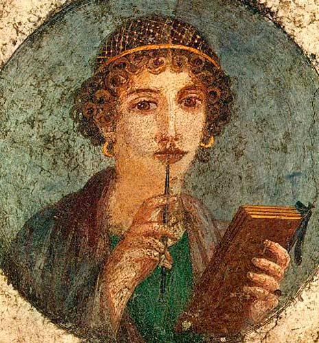 Sappho - claude ramey (1754 20131838)