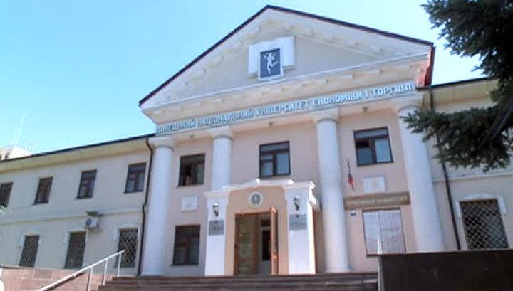 Студенты из России едут учиться в Донецк