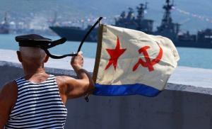 Праздник военных моряков. Попробуй изъять его из нашей памяти