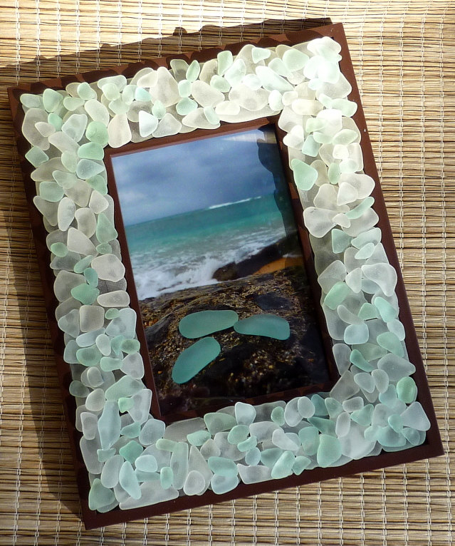 морские стекла