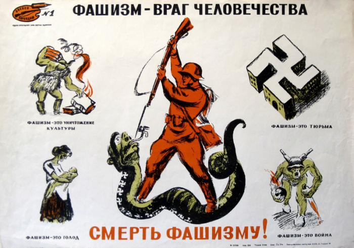 Разведопрос: Михаил Васильевич Попов о фашизме