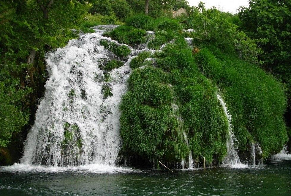 Зрманя – самая красивая река Хорватии