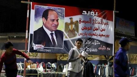 Выборы вЕгипте: Действующий президент— бесспорный фаворит