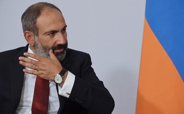 Пашинян: Инцидент 17июля— провокация против армяно-российских отношений