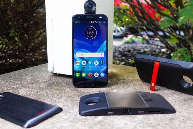 Motorola показала идеальный модульный смарт за 140 тысяч