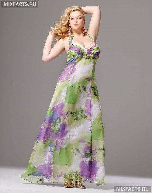 Красивые сарафаны для полных девушек и женщин