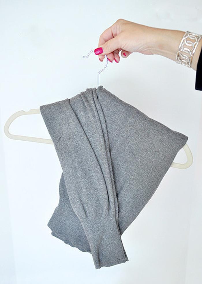 20 гениальных способов продлить жизнь вашей одежде!