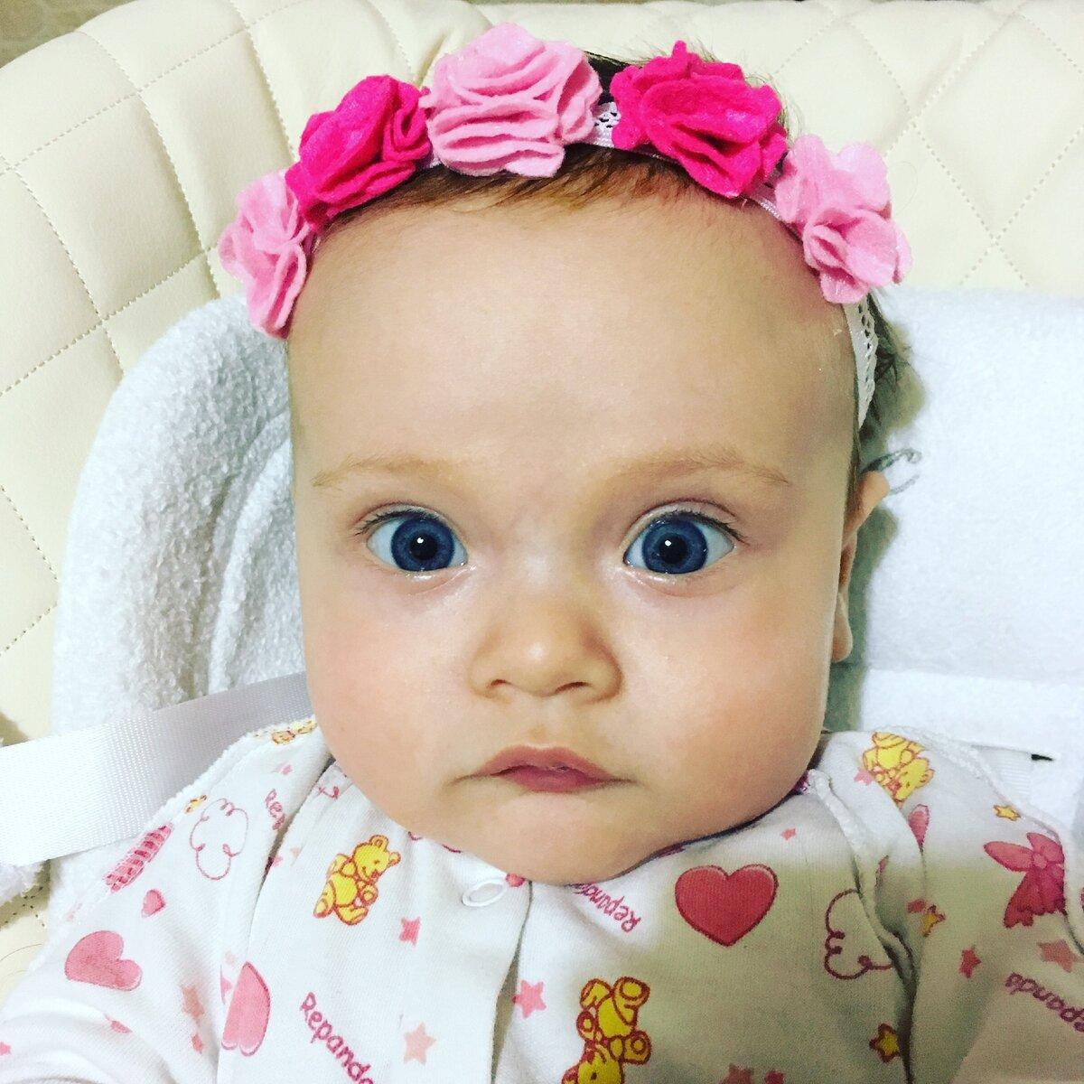 В моем представлении ребенок всегда должен быть примерно таким :) Фото мое
